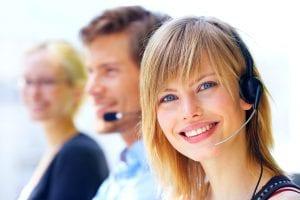 customer contact center